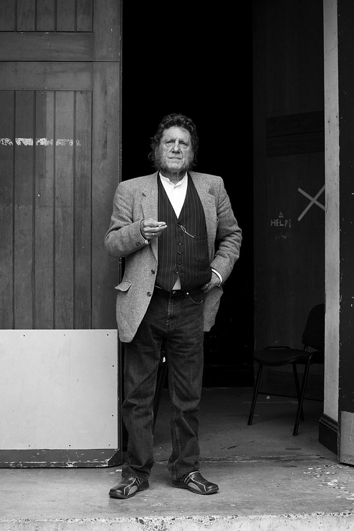 Keith Tippett por William Ellis